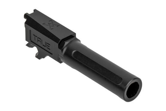 TRUE Precision SIG P365 9mm Non-Threaded Barrel - Black Nitride