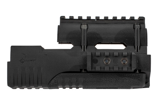 Mission First Tactical Polymer AK 47 handguard features a picatinny rail cover
