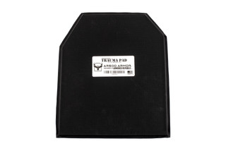 AR500 Armor 10x12 trauma pad is a lightweight non-ballistically rated add on to sit behind armor plates