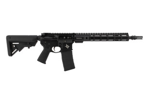 Triarc Systems TSR-15S 556 rifle features a 13.9 inch pinned and welded barrel