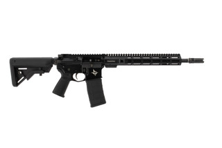 Triarc Systems TS15S ar15 rifle features a pinned and welded warcomp