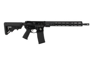 Triarc Systems TSR-15S rifle features a 16 inch barrel in 5.56