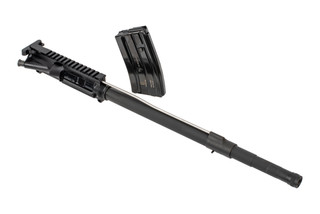 Alexander Arms 50 Beowulf AR15 upper receiver comes with a 7 round magazine