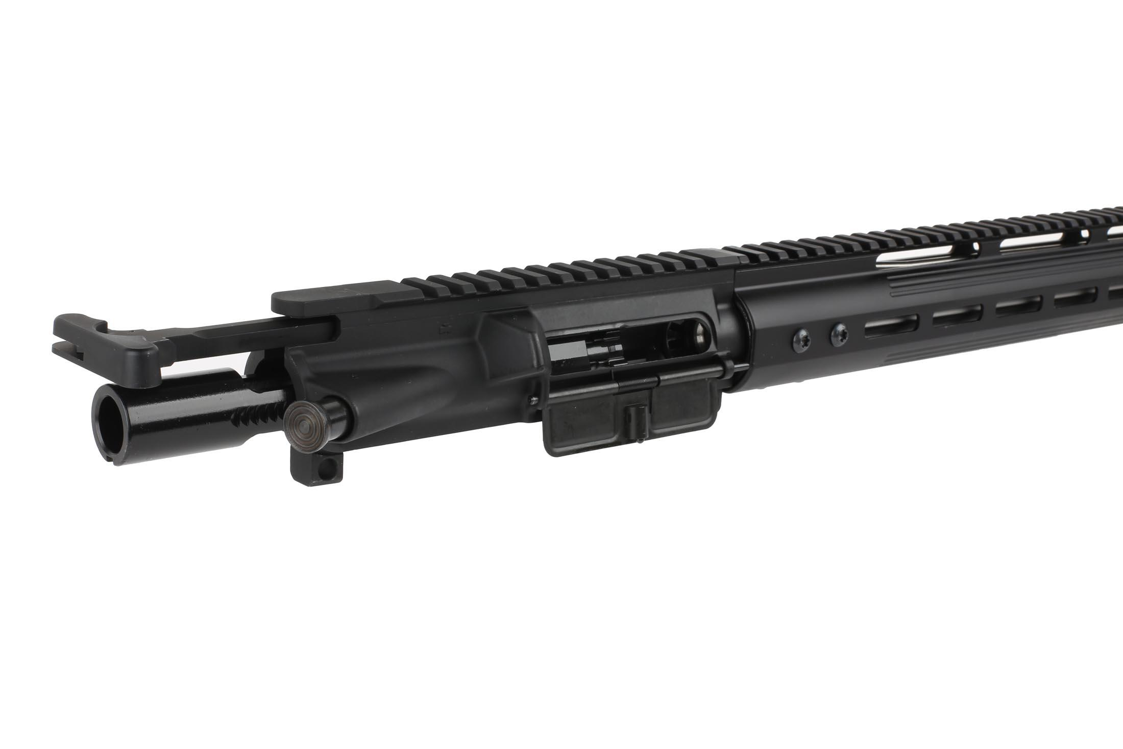 "Bear Creek Arsenal 20 6.5 Grendel Type II Straight Fluted Stainless Steel Complete Upper with 15"" M-LOK Rail"