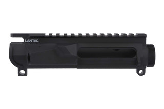 The Lantac USA UAR billet upper advanced receiver is machined from 7075-T6 aluminum