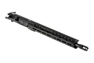 "Tiger Rock Incorporated 16"" complete AR-15 upper in 5.56 NATO with carbine gas system and 15"" C-cut M-LOK rail"