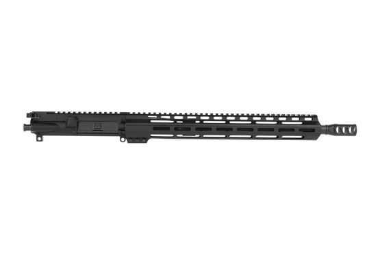 Tiger Rock 16in complete 300 BLK AR-15 upper half features a reliable pistol length gas system for optimal function