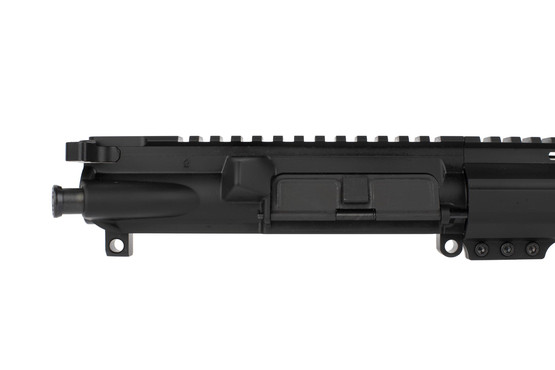 Tiger Rock complete 16in 300 BLK AR-15 upper half is built on a MIL-SPEC flat top M4-style receiver with forward assist
