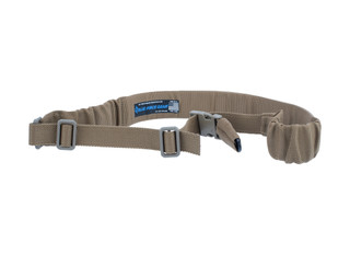 Blue Force Gear UDC Single Point Sling with HK adapter comes in coyote brown
