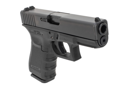 Glock G23 Gen 4 Pistol .40 Smith & Wesson features a 4.01 inch barrel