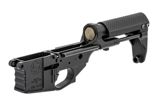 The Cross Machine Tool UHP15PDW features an integrated PDW style stock