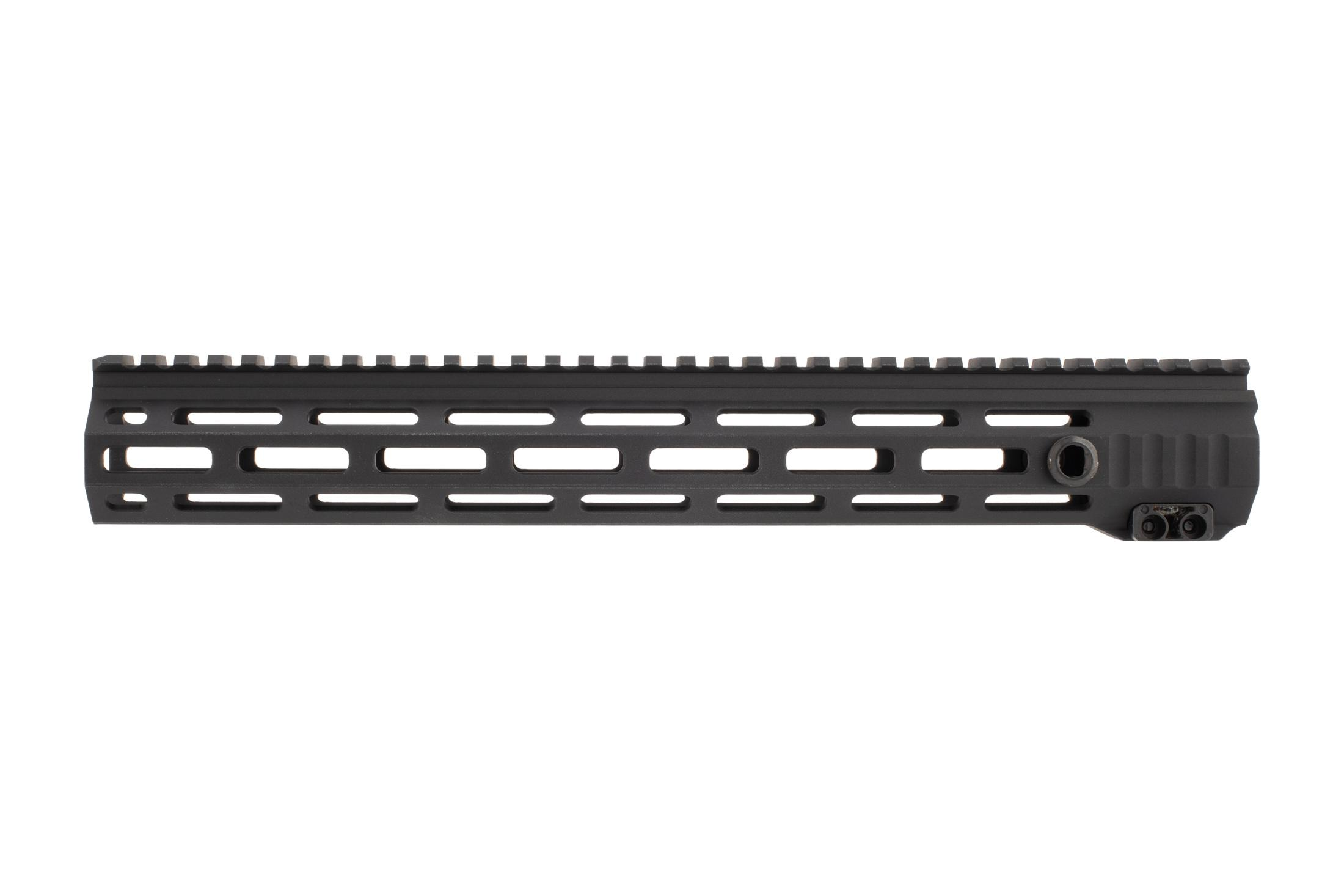 The CMT Tactical UHPR HDX Mod 2 AR15 handguard comes with a barrel nut for installation