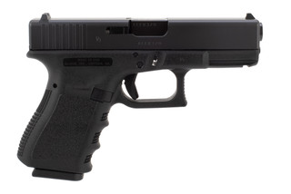 Glock 19 Gen 3 9mm pistol comes with a 10 round magazine
