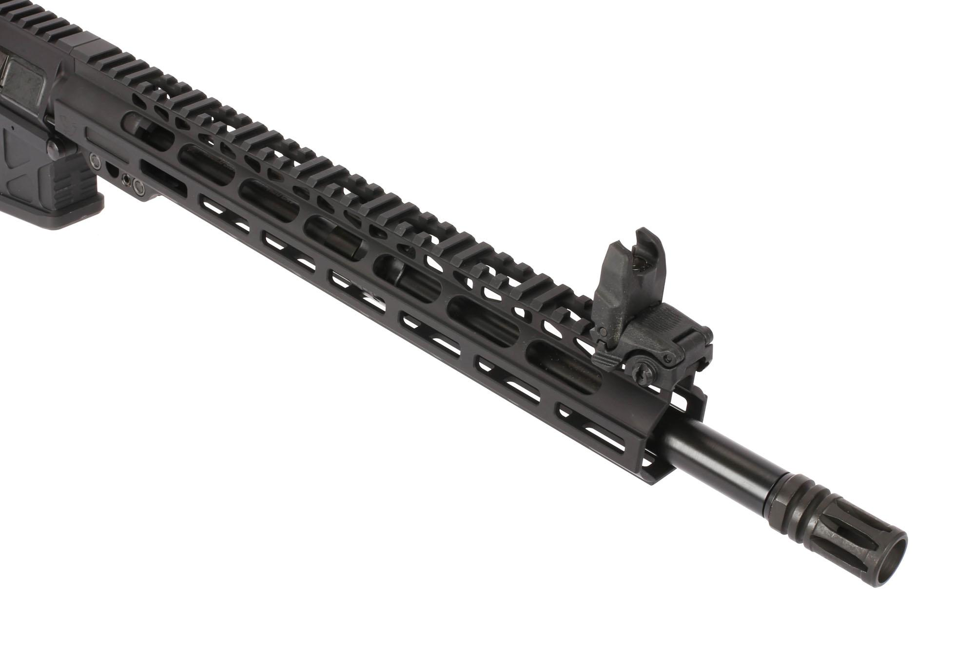 American Defense 16in UIC Mod 1 LE AR-15 Rifle with Magpul MBUS Sights