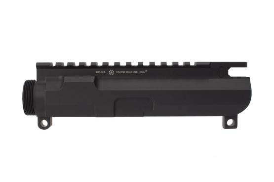 Cross Machine Tool stripped Ultra Precision billet AR-15 Upper receiver fits most standard MIL-SPEC lowers
