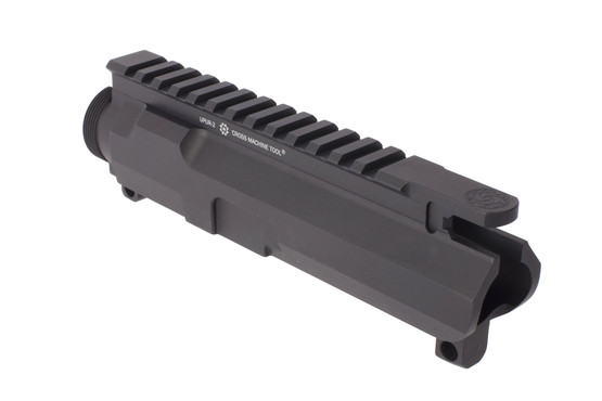 Cross Machine Tool's Ultra Precision upper receiver for AR-15s has a distinctive, eye catching profile