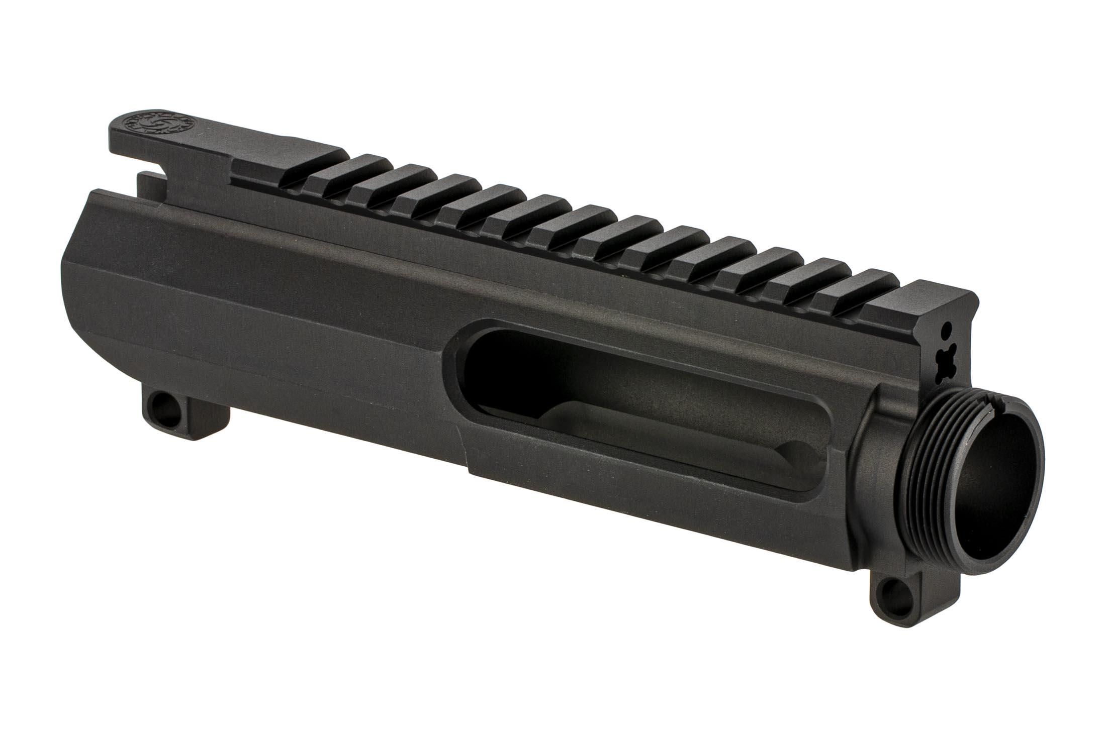 The Cross Machine Tool UPUR-3 Billet AR15 Upper Receiver is compatible with 458 SOCOM