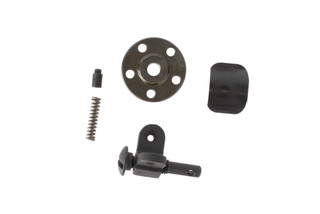 Luth-AR A1 rear sight assembly includes the small parts you need to flesh out stripped M16A1 rear sight assembly