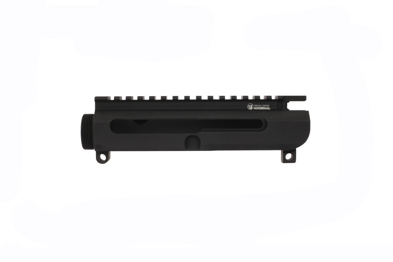 Bear Creek Arsenal AR-15 Left Handed Dual Charging Stripped Flat Top Upper Receiver