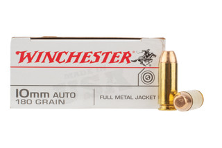 Winchester USA 10mm 180gr FMJ