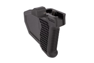 NcSTAR VISM AK Featureless Grip is constructed with a black polymer with a textured grip