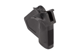 NcSTAR VISM AR15 MOD2 Ambidextrous Featureless Grip is constructed with a black polymer with a textured grip