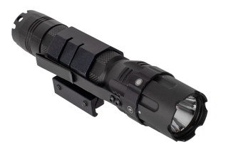 NcStar pro series rail mount weapon light features 500 lumens