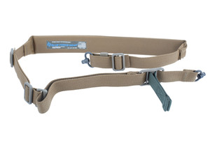 Blue Force Gear Vickers 221 Padded Sling comes in coyote brown