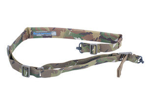 Blue Force Gear Vickers Padded two point sling comes in MultiCam