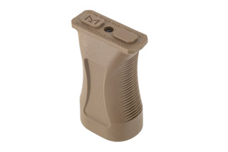 Slate Black Industries Vertical Grip in flat dark earth