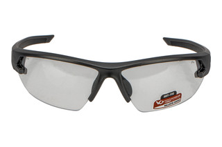 Pyramex Venture Gear Tactical Semtex 2.0 ballistic glasses are equipped with gunmetal frame and clear lenses