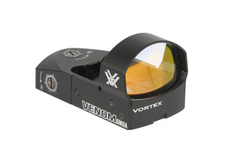 The Vortex Venom Red Dot Sight features a 6 MOA reticle