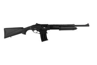 Rock Island VRPA40 12 gauge shotgun pump action features a 20 inch barrel