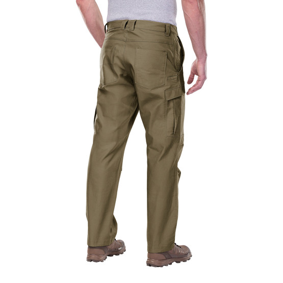 Vertx Legacy Tactical Pant in od green from back