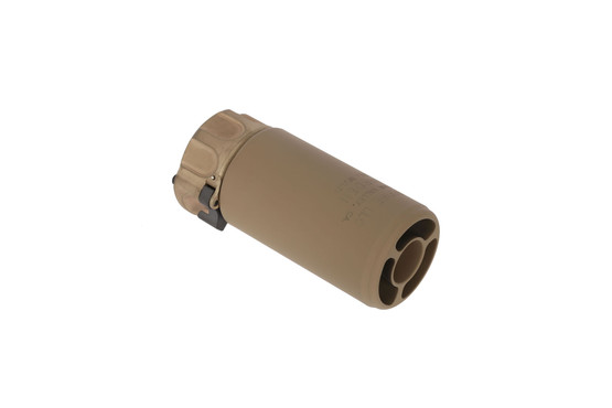SureFire Warden Blast Regulator - FDE