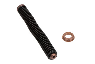 Wheaton Arms Glock 17 Gen 4 recoil spring assembly comes in copper