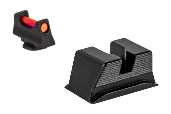 Trijicon Fiber Sight Set - for Walther PPS / PPX