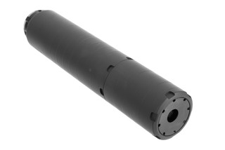 Dead Air Wolfman Sound Suppressor is designed for .22 caliber up to 9mm