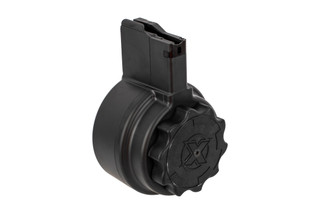 X Products 50-round X-14 drum magazine holds .308 ammunition for your M1A/M14 rifle features a black finish