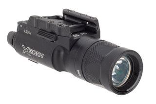 SureFire X300V handgun weapon light features the RailLock mounting system