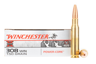 Winchester X-Series .308 Win. 150Gr