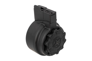 X Products 50rd HK 91 drum magazine with black finish
