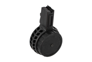 X Products 50rd CZ Scorpion skeletonized drum magazine with black finish