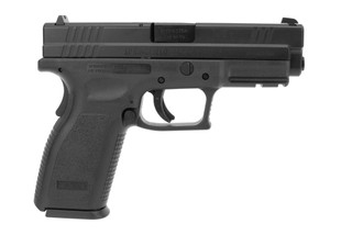 Springfield armory XD Defender Series 9mm pistol is california compliant