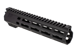 "EXPO Arms E-Series M-LOK free float M-LOK handguard with 9.5"" rail for the AR-15 with black anodized finish."