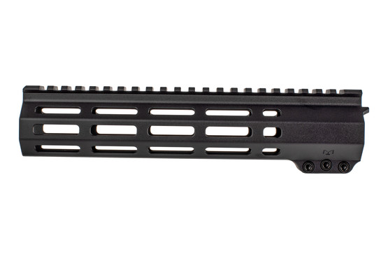 EXPO Arms black anodized 9.5in M-LOK handguard for the AR-15 is free floated and lightweight rail system.