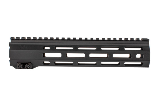 The Expo Arms Combat Series M-LOK handguard comes with a barrel nut to free float the barrel