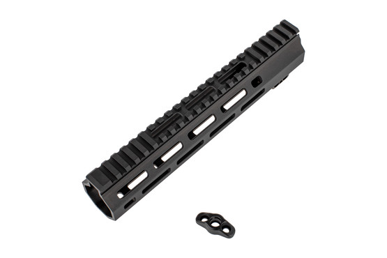 The Expo Arms Combat Series Free float handguard comes with a QD sling swivel slot