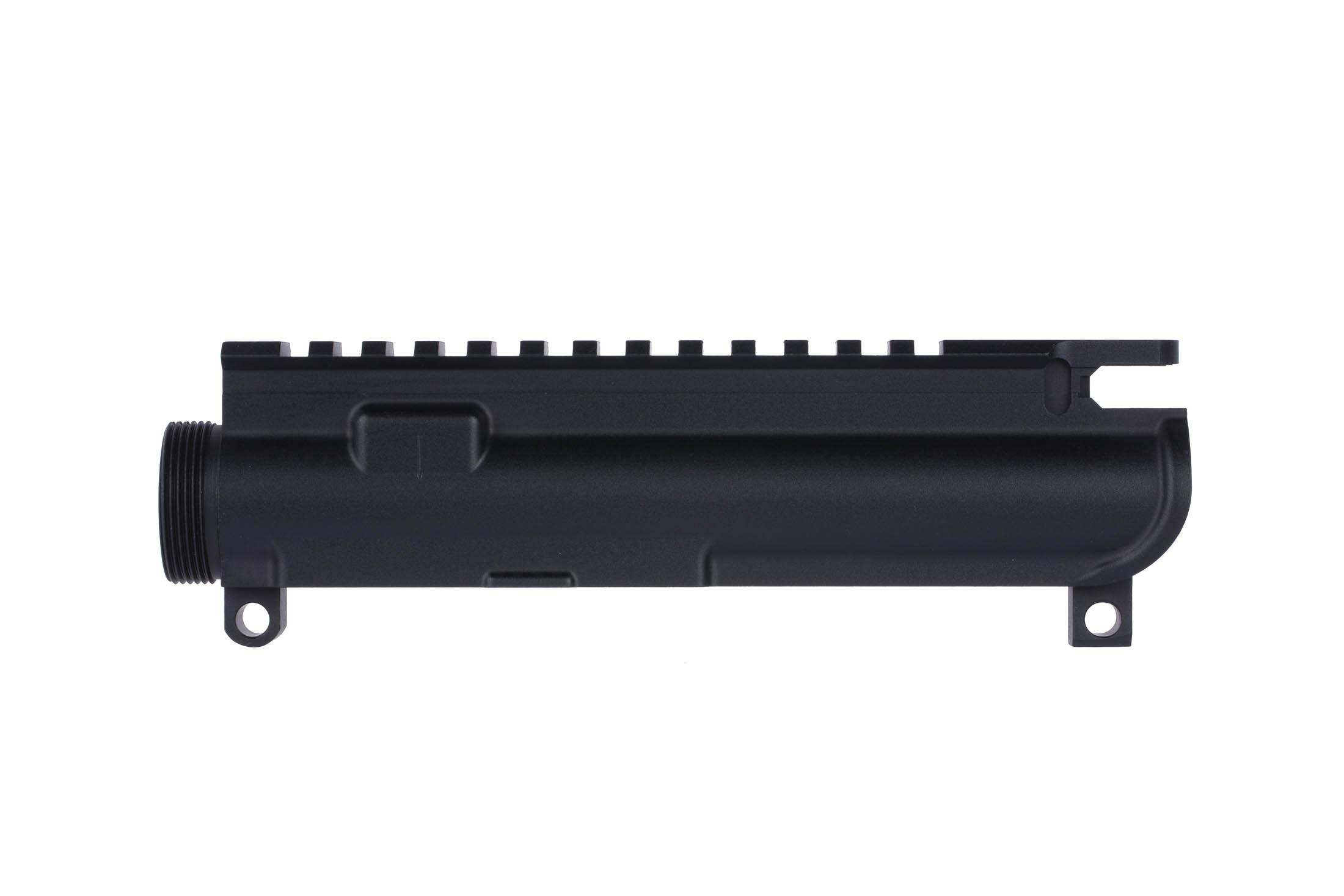 Expo Arms AR-15 Forged Stripped Upper Receiver is crafted from 7075-T6 aluminum