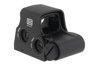 The EOTech XPS2-2 holographic weapon sight is designed to be lightweight, durable, and fast
